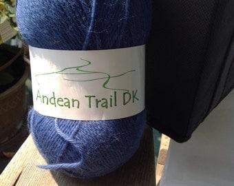 Andean Trail DK Wool Yarn Destash