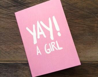 Yay a girl card
