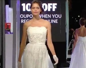 The Miranda Wedding Dress