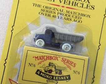 Sale Match Box Originals Limited Edition Early vehicle 1993