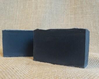 Handmade Charcoal Soap