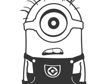 Minions Vinyl-Ready Vector Collection