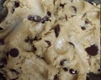 Vegan Chocolate Chip Cookie Dough