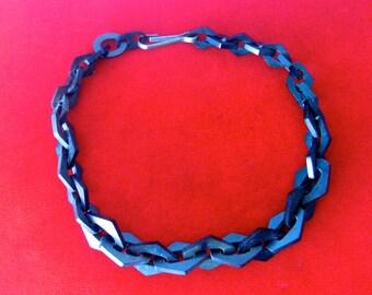 Victorian Vulcanite Choker/Necklace