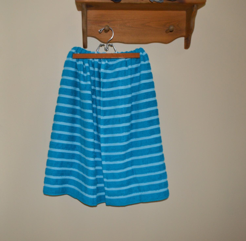Woman 39 s bath wrap spa wrap beach wrap towel wrap by for Bathroom wraps