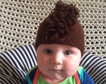 Baby Mohawk Hat