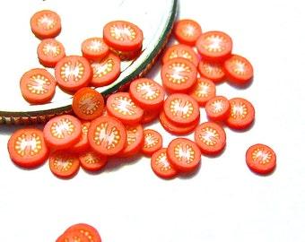 FLASH SALE Micro Tomato Slices 40pcs