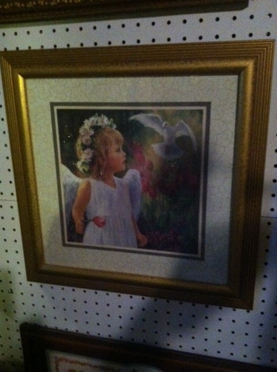 Home Interior Grouping Angel In The Garden By Homeinterior