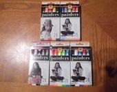 Painters Opaque Paint Pens - 5 boxes with 5 colors in each box
