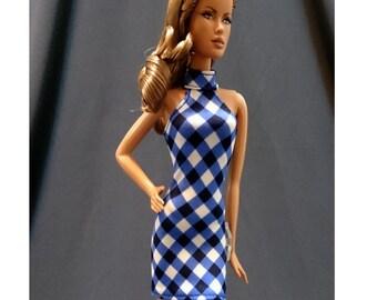 Dolls dress for Fashion royalty,,Silkstone,All barbie doll- No.855