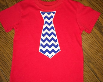 Little Boy's 4th of July Shirt