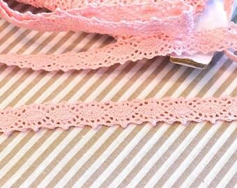 BW pink lace