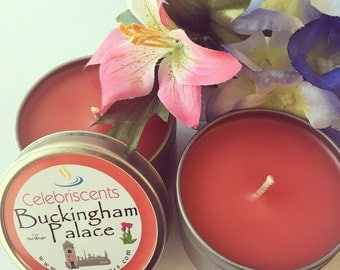A royal burst of an English Garden boasting lilies, roses and hyacinths.  This English Garden spring scent will add splendor to your home.