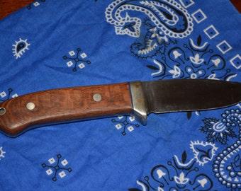 Bushcraft Hunting Skinning Knife