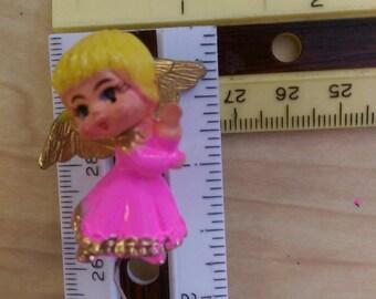 24 Miniature Angels,Vintage,Terrarium Fairy Garden Accessory,Lot of 24 Vintage
