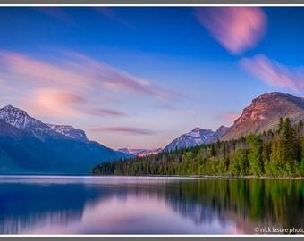 Glacier  Kalispell, Montana