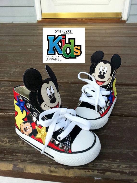 disney chaussures converse kids Akileos