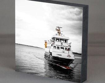 Kiel Kiel ferry square-