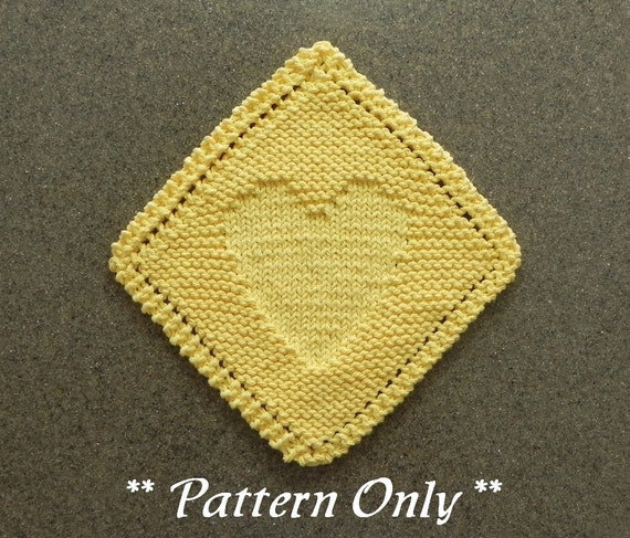 Knit Dishcloth Pattern Horse : Knit Horse Pattern images