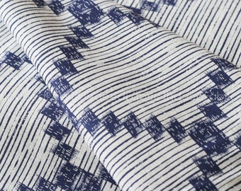 Yoshio, Indigo Collection, Michael Miller Fabrics, Quilting Weight Cotton Fabric