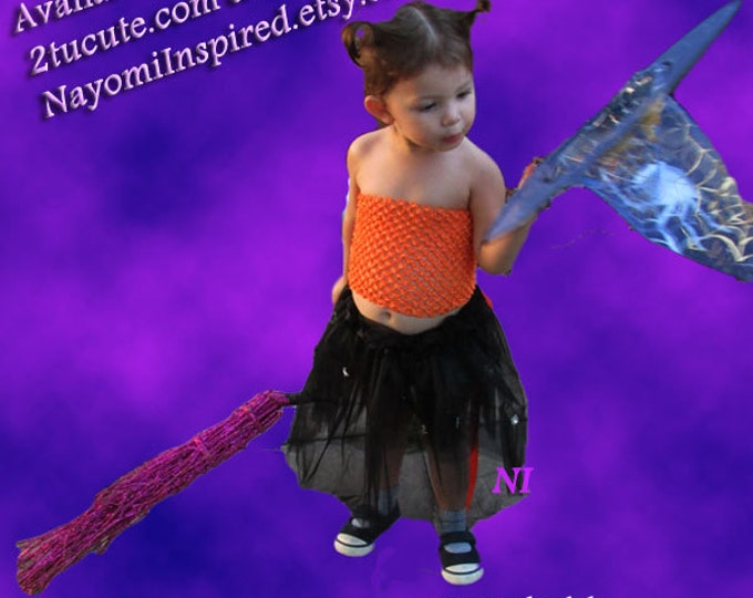 PRE SALE Halloween Tutu Costume Set