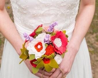 Bridal Bouquet - Custom