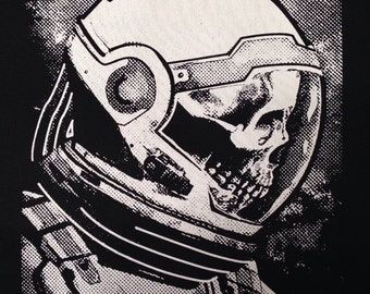 Death Space Back Patch | Patches | Punk Patches