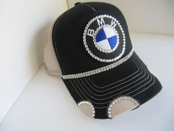 hat womens hat bling trucker hat trucker hat by