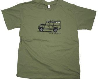 """Shop """"land rover"""" in Clothing"""