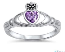 Popular Items For Claddagh Ring On Etsy