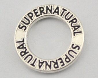 Supernatural word charm