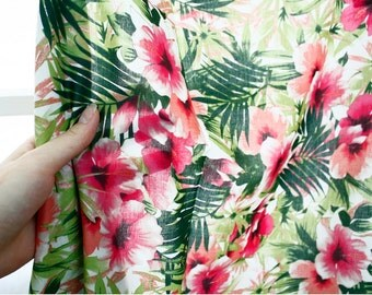 Silky Rayon Fabric By The Yard