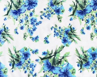 Semi-sheer Cotton Fabric By The Yard