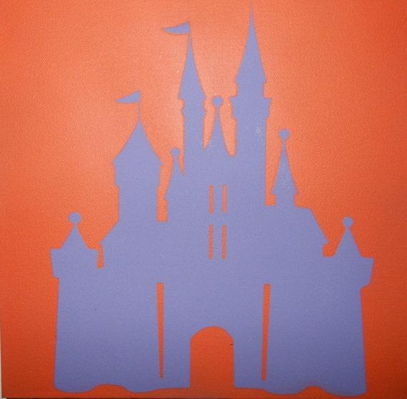 Walt Disney Castle Magical