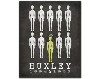 Aldous huxley | Etsy