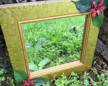 Fairy Tale Embellished Mirror