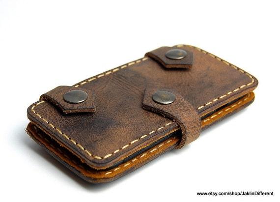 Leather Iphone 6 Wallet For Men 5 Wallet Men Iphone Case