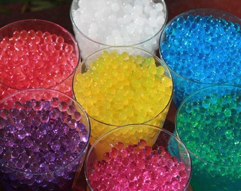 Magic Water Beads Jelly Balls Vase Fillers, 500-Grams BULK