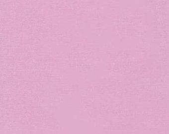 Robert Kaufman Kona Cotton Balerina Solid Lavender KONA-BALLERI   -by 1 Yard