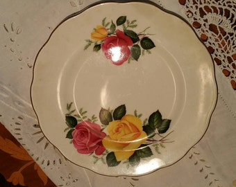 Royal Albert June  Delight  Side Plate