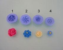 Flowers molds