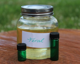 Scented Oil - Feral