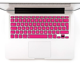 Pink World - Decal Keyboard Sticker for Macbook Mac Lenovo Asus Sony Acer Dell HP Samsung Toshiba Pinky Rose Blushing