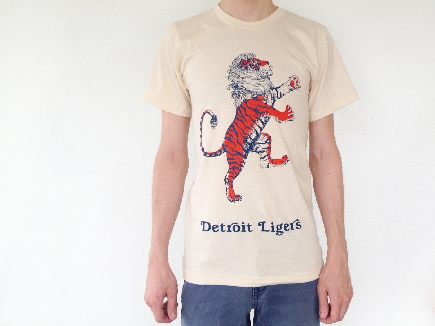 Unique detroit tigers shirt related items | Etsy