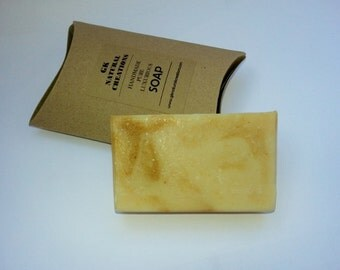Apricot Oil Soap Natural with Goats Milk