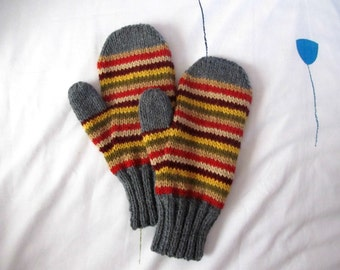 Doctor who mittens / gloves
