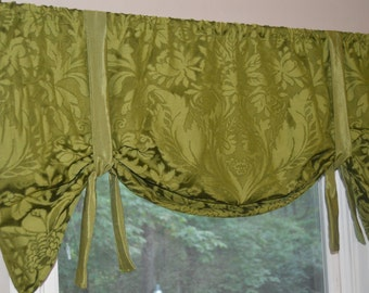 olive green kitchen curtains window treatment window valance black and valance 3669