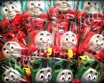 Thomas and friends lollipops. Thomas the train lollipops. Percy lollipops. James lollipops. Thomas the train. Thomas favors