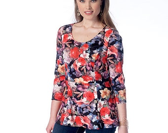 OUT of PRINT McCall's Pattern M7205 Women's Tops