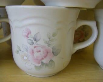 Pfaltzgraff 'Tea Rose' Cup